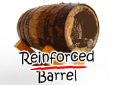 reinforced barrel