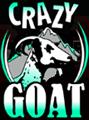 La chèvre Crazy Goat : boisson alcoolisée (logo)
