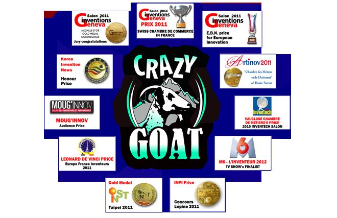 Crazy Goat Prizes